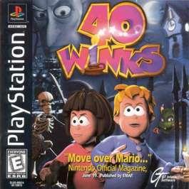 40 Winks - PlayStation - Used