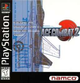 Ace Combat 2 - PlayStation - Used