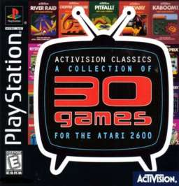 Activision Classics - PlayStation - Used