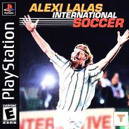 Alexi Lalas International Soccer - PlayStation - Used