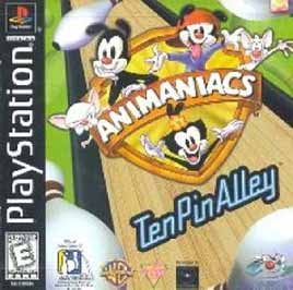 Animaniacs Ten Pin Alley 2 - PlayStation - Used