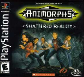 Animorphs: Shattered Reality - PlayStation - Used