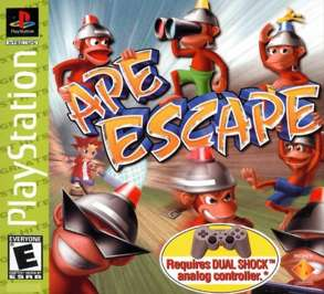 Ape Escape - PlayStation - Used
