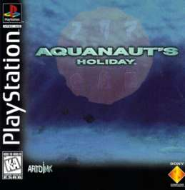 Aquanaut's Holiday - PlayStation - Used