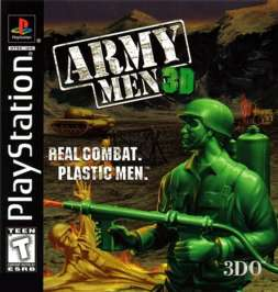Army Men 3D - PlayStation - Used