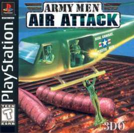 Army Men: Air Attack - PlayStation - Used