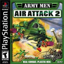 Army Men: Air Attack 2 - PlayStation - Used