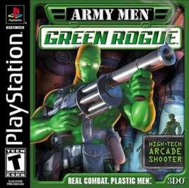 Army Men: Green Rogue - PlayStation - Used