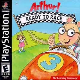 Arthur Ready To Race - PlayStation - Used