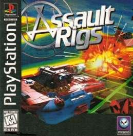 Assault Rigs - PlayStation - Used