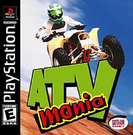 ATV Mania - PlayStation - Used