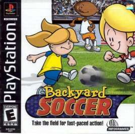 Backyard Soccer - PlayStation - Used