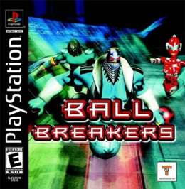 Ball Breakers - PlayStation - Used