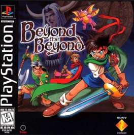 Beyond The Beyond - PlayStation - Used