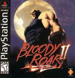 Bloody Roar 2: The New Breed - PlayStation - Used