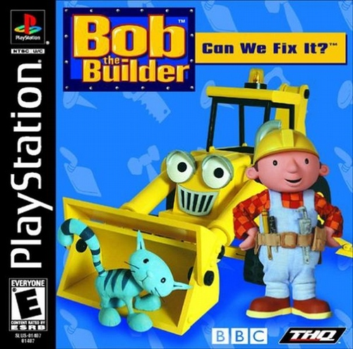 Bob The Builder: Can We Fix it? - PlayStation - Used