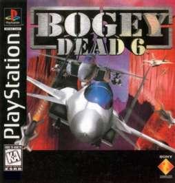 Bogey Dead 6 - PlayStation - Used