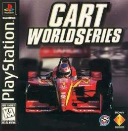 CART World Series - PlayStation - Used