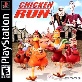 Chicken Run - PlayStation - Used