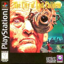 City of Lost Children - PlayStation - Used