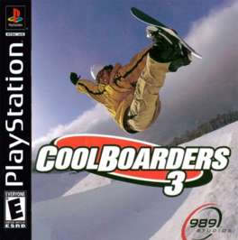 Cool Boarders 3 - PlayStation - Used