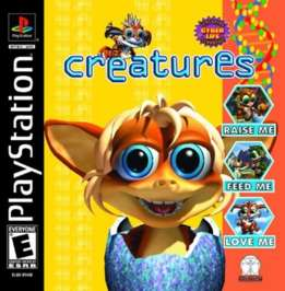 Creatures - PlayStation - Used