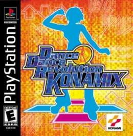 Dance Dance Revolution Konamix - PlayStation - Used