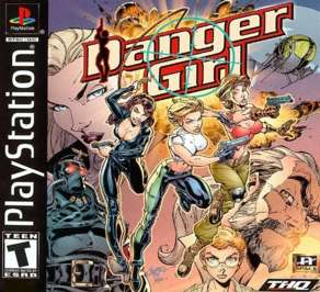 Danger Girl - PlayStation - Used