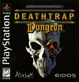 Deathtrap Dungeon - PlayStation - Used
