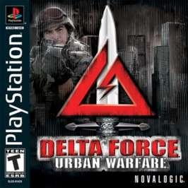 Delta Force: Urban Warfare - PlayStation - Used