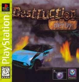 Destruction Derby - PlayStation - Used