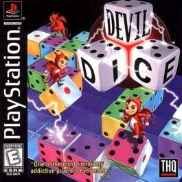 Devil Dice - PlayStation - Used