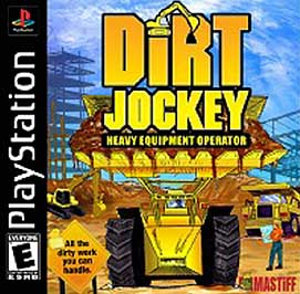 Dirt Jockey: Heavy Equipment Operator - PlayStation - Used