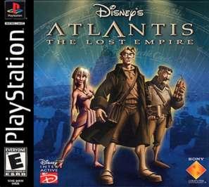 Disney's Atlantis: The Lost Empire - PlayStation - Used
