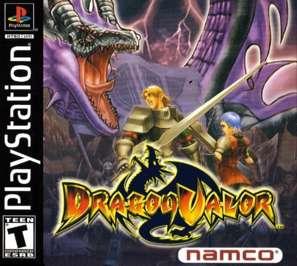 Dragon Valor - PlayStation - Used