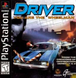 Driver - PlayStation - Used