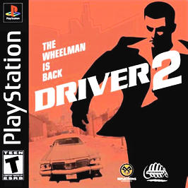 Driver 2 - PlayStation - Used