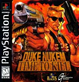 Duke Nukem: Time to Kill - PlayStation - Used