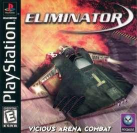 Eliminator - PlayStation - Used