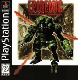 Epidemic - PlayStation - Used