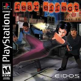 Fear Effect - PlayStation - Used