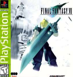 Final Fantasy VII - PlayStation - Green Label