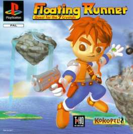 Floating Runner - PlayStation - Used