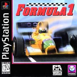 Formula 1 - PlayStation - Used
