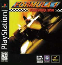 Formula 1: Championship Edition - PlayStation - Used