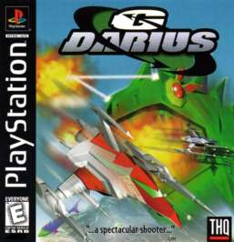 G Darius - PlayStation - Used
