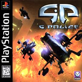G-Police - PlayStation - Used