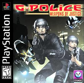 G-Police: Weapons of Justice - PlayStation - Used
