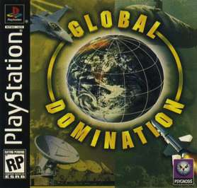 Global Domination - PlayStation - Used