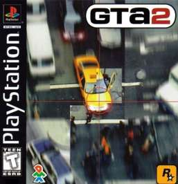 Grand Theft Auto II - PlayStation - Used
